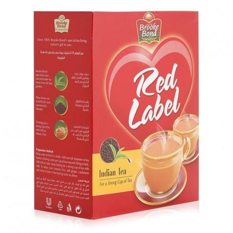 Brook Bond Red Label Black Tea Loose - 400 g