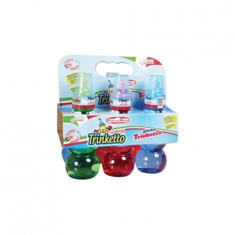 Casa Trinketto Liquid Jelly - 6x70ml