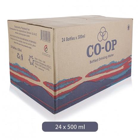 Co-Op-Bottled-Drinking-Water-24-x-500-ml_Hero