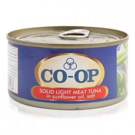 Co-Op-Solid-Light-Meat-Tuna-in-Sunflower-Oil-Salt-200-g_Hero