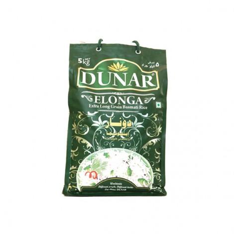 Dunar Elonga Basmati Rice - 5Kg