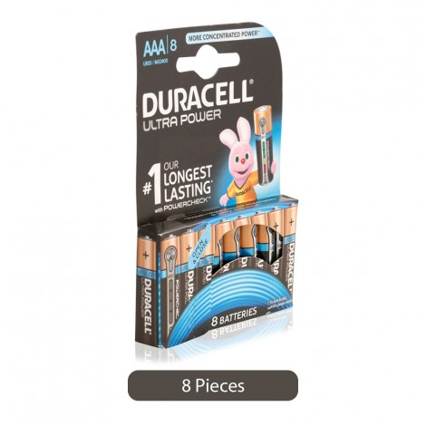 Duracell-Ultra-Power-Type-AAA-1.5V-Alkaline-Battery-8-Pieces_Hero