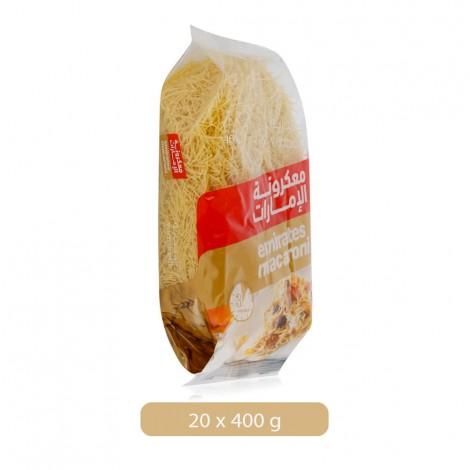 Emirates Macaroni Vermicelli - 20 x 400 gm