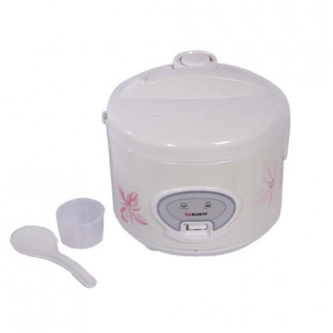 Elekta 1.8Ltr Rice Cooker One Tch.Ope ERC-184