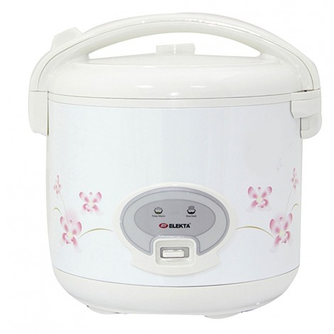Elekta 2.8L Rice Cooker With Steamer ERC-285