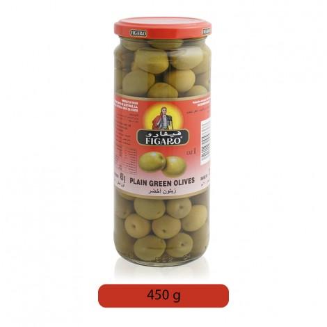 Figaro-Plain-Green-Olives-450-g_Hero