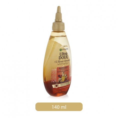 Garnier-Ultra-Doux-Healing-Castor-Almond-Oil-140-ml_Hero
