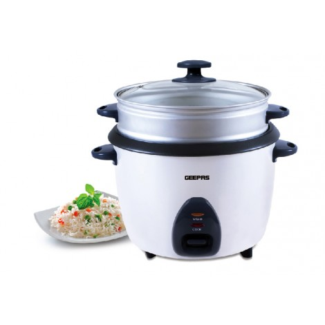 Geepas Automatic rice cooker, GRC4326