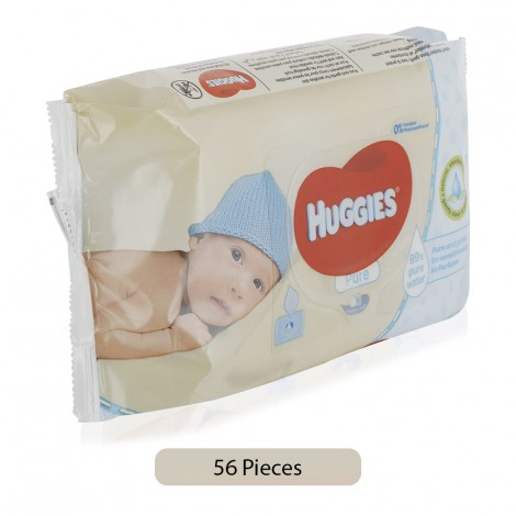 Huggies-Pure-Baby-Wipes-56-Pieces_Hero