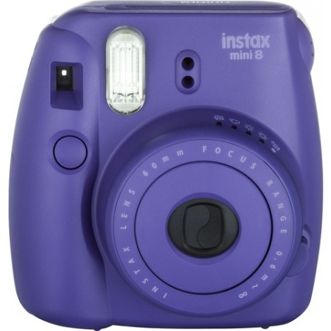Fujifilm Fujifilm Camera- Mini 8 Grape instax mini 8 grape
