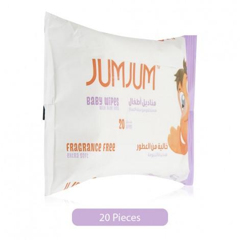 Jumjum-Fragrance-Free-Baby-Wipes-20-Pieces_Hero