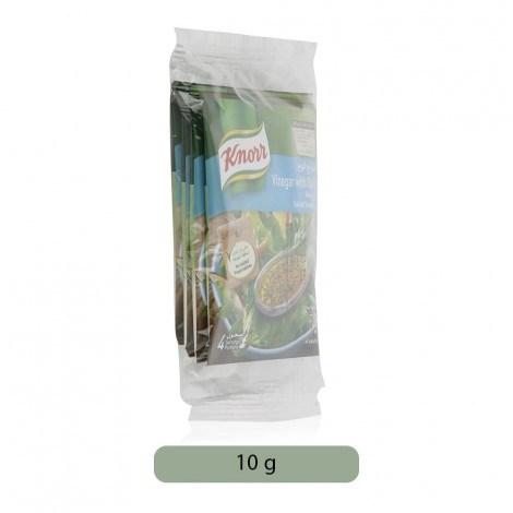 Knorr Vinegar and Garlic Soup - 4 x 10 g