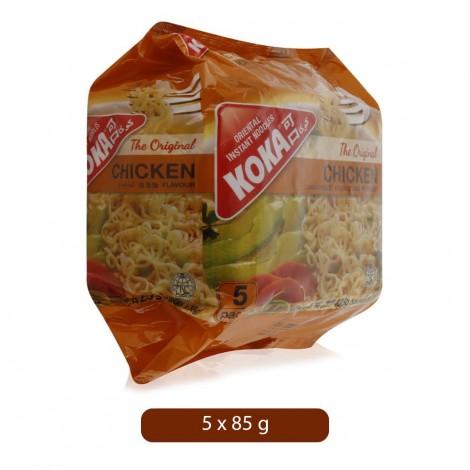 Koka-Chicken-Flavor-Instant-Noodles-5-x-85-g_Hero