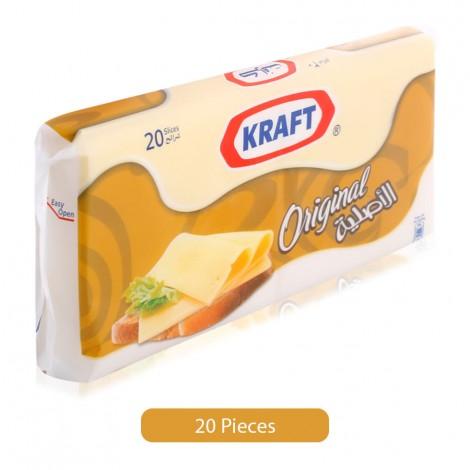 Kraft-Original-Cheese-Slices-400-g-20-Pieces_Hero