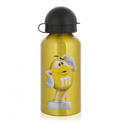 M-M's-Pose-Water-Bottle-Yellow_Hero