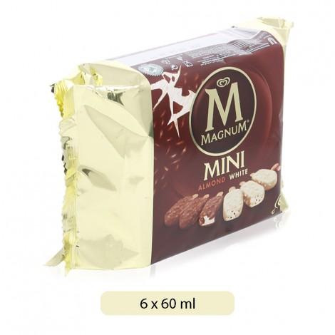 Magnum-Mini-Almond-White-Ice-Cream-6-x-60-ml_Hero