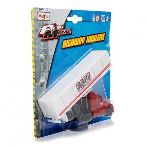 Maisto-Highway-Haulers-Ford-Racing-Die-Cast-Toy_Hero