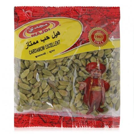 Majdi Excellent Cardamom - 80 g