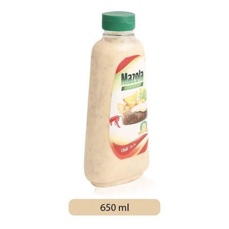 Mazola Chilli Pepper Mayonnaise - 650 ml