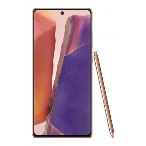 Samsung Galaxy Note 20 LTE [256GB] Brown, SM-N980FZNGXSG
