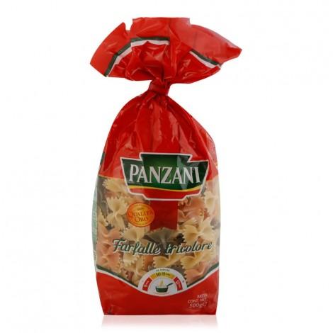 Panzani-Farfalle-Tricolor-Pasta-500-g_Hero