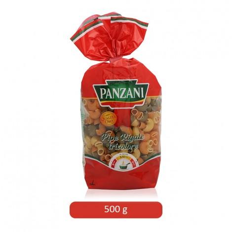 Panzani-Pipe-Rigate-Tricolore-Pasta-1