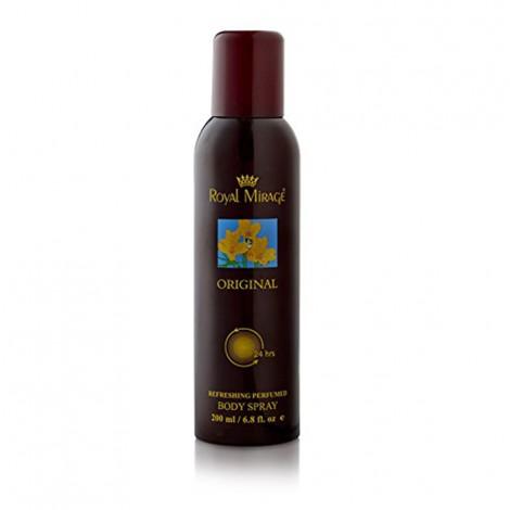 Royal Mirage Body Spray for Women - 200 ml
