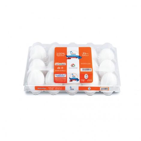 Saha Eggs Large 15's