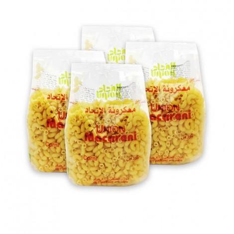 Union Macaroni Corni 4 x 400gm