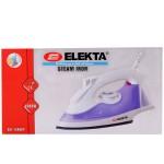 Elekta Steam/Spray/Burst Non-Stick Soleplate Iron ESI-1580XY