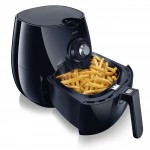 Philips Viva Collection Airfryer , Black , HD9220