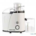 Black & Decker 400W Juice Extractor with Wide Chute, JE400-B5