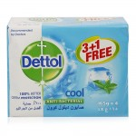 Dettol-Cool-Anti-Bacterial-Soap-Bar-4-x-165-g_Front