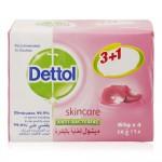 Dettol-Skincare-Anti-Bacterial-Soap-Bar-4-x-165-g_Front