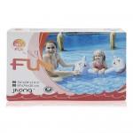 Fun-Inflatable-Shark-Kickboard-White-87-x-74-x-35-cm_Front