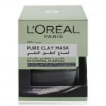 LOreal-Paris-Pure-Clay-Black-Mask-50-ml_Front