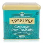 Twinings-Gunpowder-Mint-Flavor-Green-Tea-200-g_Front