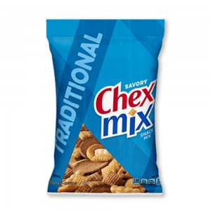 Chex Mix Cm Svry Snck Mx Traditional 8.