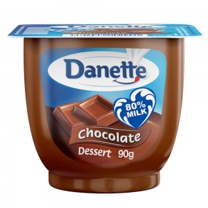 Danette, Dessert, Chocolate Flavour, 90g