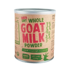 Green Goat Milk Whole Goat Milk Powder - 400 gm
