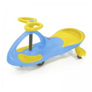 Plasma Car - Blue/Yellow
