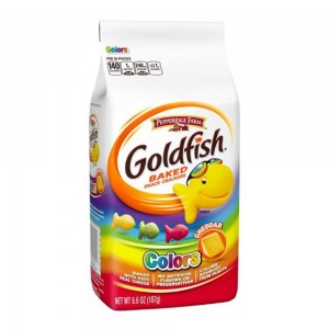Pepperidge Farm Goldfish Colors 187gm