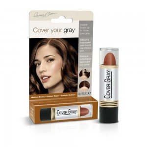 Cover Your Gray Touch-Up Stick Medium Brown 4.2G : 04111