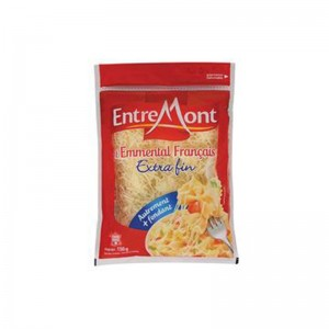 Emmenthal Entremont Grated Cheese - 150 gm