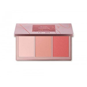 VT X BTS Super Tempting Cheek Palette/blusher palette, blusher makeup,