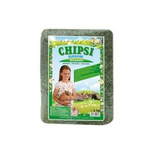 Jrs Chipsi Hay Sunshine Compact 1 Kg