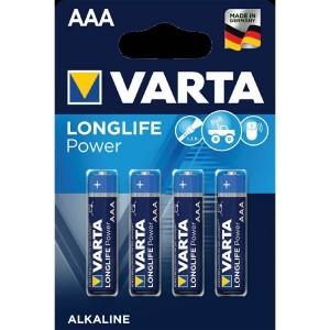 Varta Alkaline AAAx4