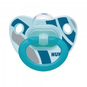 Nuk Soother Silicone Size2
