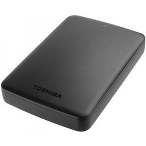 """Toshiba 2 TB 2.5"""" external hard drive USB 3.0 Matt"""