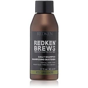 REDKEN BREWS Daily Shampoo For Men, 1.7 Fl Oz